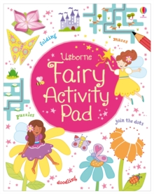 Fairy Activity Pad, Paperback