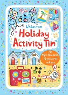 Holiday Activity Tin, Cards