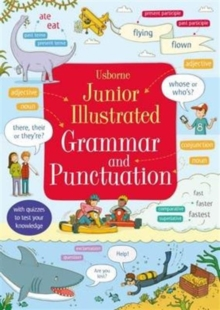Junior Illustrated Grammar and Punctuation, Paperback