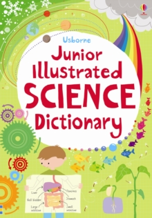Junior Illustrated Science Dictionary, Paperback