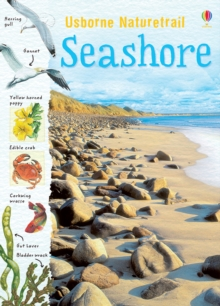 Naturetrail Seashore, Paperback Book