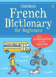 French Dictionary for Beginners, Paperback