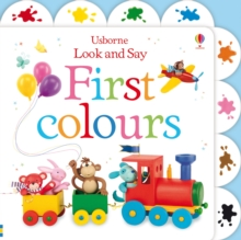 Look and Say First Colours, Board book