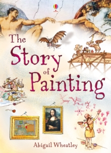 The Story of Painting, Paperback