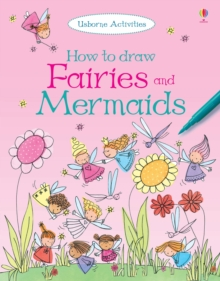How to Draw Fairies and Mermaids, Paperback