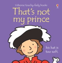 That's Not My Prince, Board book