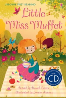 Little Miss Muffet, Mixed media product