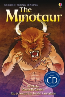 The Minotaur, Mixed media product Book
