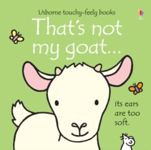 That's Not My Goat, Board book Book
