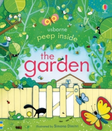 Peep Inside the Garden, Board book