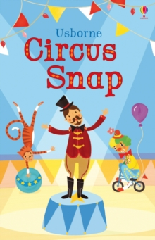 Circus Snap, Novelty book Book