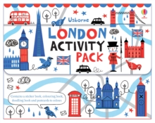 London Activity Pack, Mixed media product