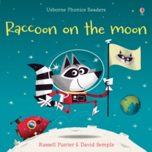 Raccoon on the Moon, Paperback