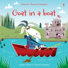 Goat in a Boat, Paperback