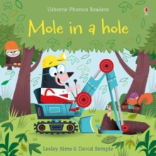 Mole in a Hole, Paperback