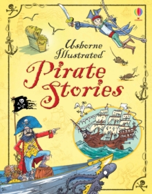 Illustrated Pirate Stories, Hardback Book