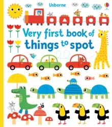 Very First Book of Things to Spot, Paperback Book
