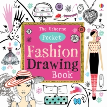Pocket Fashion Drawing Book, Paperback Book