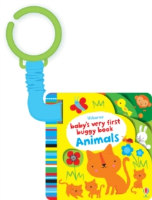 Baby's Very First Buggy Book Animals, Board book