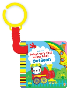 Baby's Very First Buggy Book Outdoors, Board book