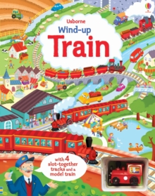 Wind-Up Train, Board book