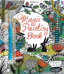 Magic Painting Book, Paperback