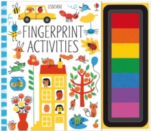 Fingerprint Activities, Spiral bound Book