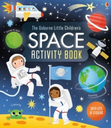 Little Children's Space Activity Book, Paperback Book