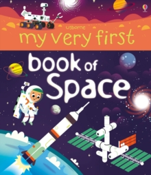 My Very First Space Book, Board book