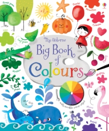 Big Book of Colours, Board book Book