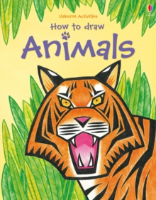 How to Draw Animals, Paperback