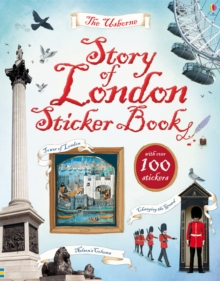 Story of London Sticker Book, Paperback