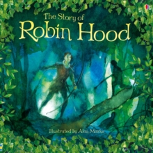The Story of Robin Hood, Paperback Book