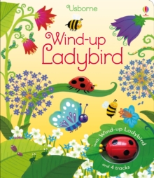 Wind-Up Ladybird, Board book