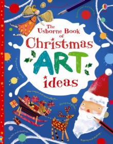 Christmas Art Ideas, Paperback