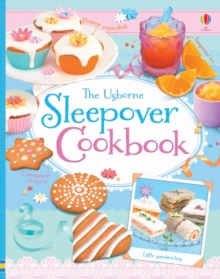 Sleepover Cookbook, Spiral bound Book