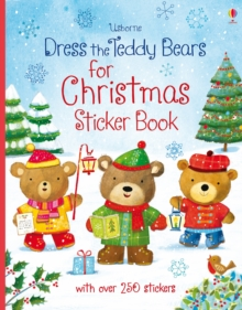 Dress the Teddy Bears for Christmas, Paperback
