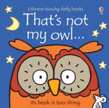 That's Not My Owl, Board book Book