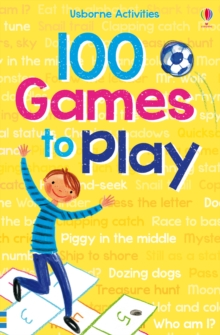 100 Games to Play, Paperback