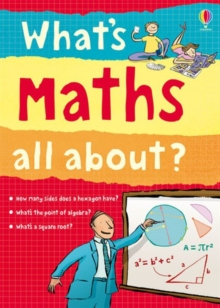 What's Maths All About?, Paperback