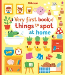 Very First Book of Things to Spot: at Home, Board book