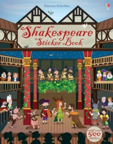 Shakespeare Sticker Book, Paperback