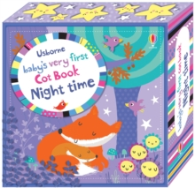 Baby's Very First Cot Book Night Time, Rag book