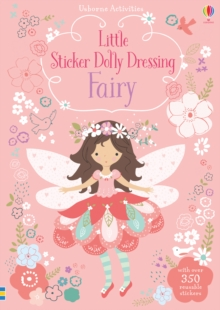 Little Sticker Dolly Dressing Fairy, Paperback Book