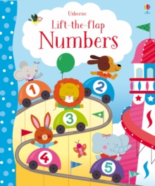 Lift-the-Flap Numbers, Board book