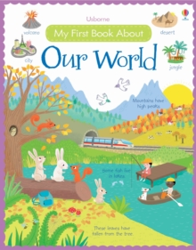 My First Book About Our World, Hardback