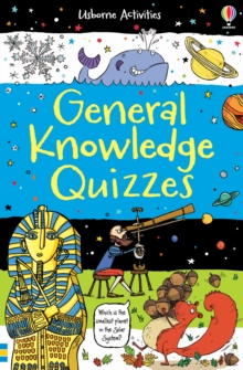 General Knowledge Quizzes, Paperback