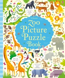 Zoo Picture Puzzle Book, Board book