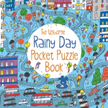 Rainy Day Pocket Puzzle Book, Paperback