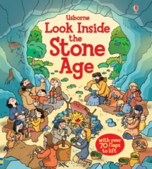 Look Inside the Stone Age, Board book